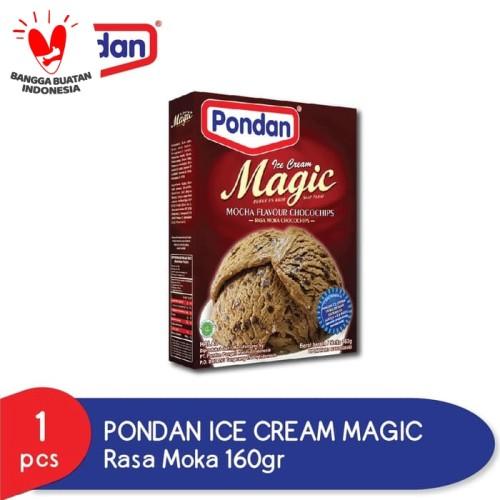 Foto Produk Pondan Ice cream mocca dari Pondan Food