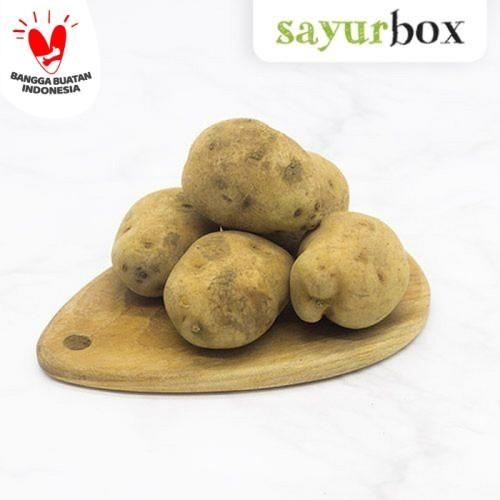 Foto Produk Kentang Dieng Value - 1 Kg (Sayurbox) dari Sayurbox