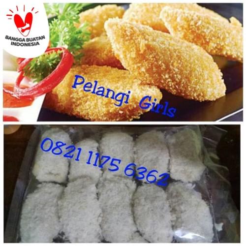 Foto Produk shrimp roll bento isi 10 dari pelangi girls naget