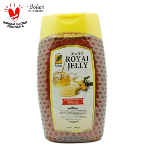 Foto Produk MADU ROYAL JELLY 500g HEALTHY & NATURAL PRODUCTS dari Serambi Botani Official