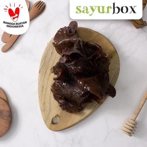 Foto Produk Jamur Kuping - 300 gram (Sayurbox) dari Sayurbox