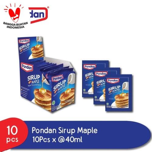 Foto Produk Pondan sirup maple (isi 10pc) dari Pondan Food