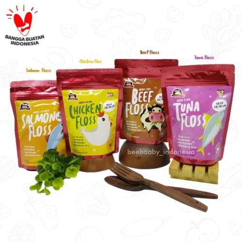 Foto Produk Abon Premium BonCo Anak Lezat | Penambah Nafsu Makan - TUNA dari BeeBaby_Indonesia