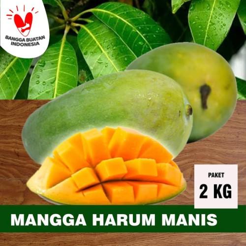 Foto Produk Mangga Harum Manis Super Paket 2 Kg dari RAJA ALPUKAT
