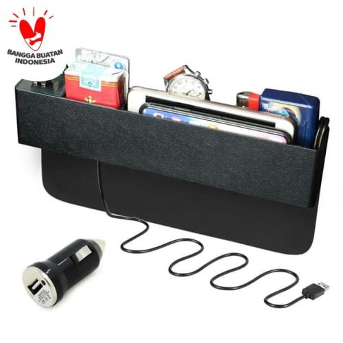 Foto Produk Console Brio Brv Mobilio Seat Side Pocket - Kantong Jok Mobil Brio BRV dari OMEXTRA