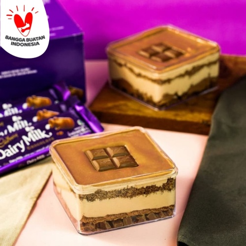 Foto Produk Choco Heaven Dessert Box Made With Cadbury dari Bittersweet by Najla