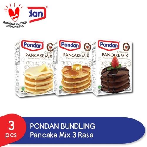 Foto Produk Pondan Paket Pancake dari Pondan Food