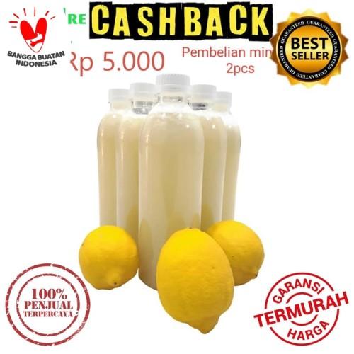 Foto Produk PROMO MURAH Sari Lemon 500 ML Air lemon MURNI Buah Jeruk DIJAMIN MURAH dari Deandre Fruit Market1