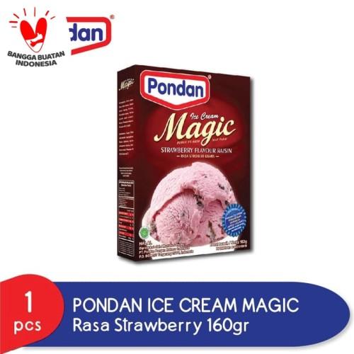 Foto Produk Ice cream strawberry dari Pondan Food