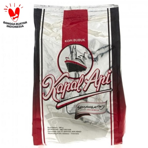 Foto Produk KAPAL API KOPI SPESIAL TIMAH 380GR dari TIPTOP Online Store