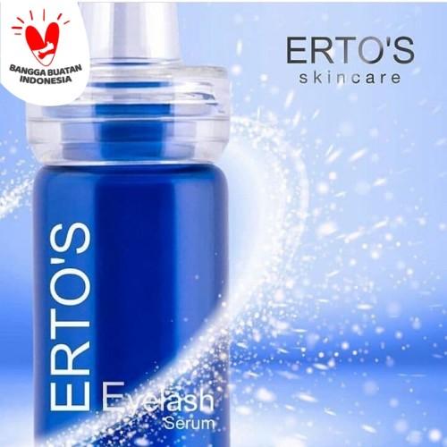 Foto Produk Ertos Eyelash Serum Pelentik Bulu Mata - Skincare Original BPOM dari duadus