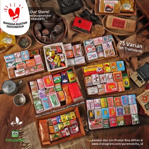 Foto Produk Teh Jadoel Tubruk Lokal Indonesia Jawa Indonesian Classic Heritage Tea dari Pure Matcha