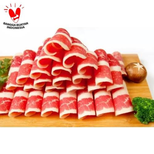 Foto Produk Daging Sapi Brisket Slice / Sandung Lamur dari BERKAH JAYA MEAT