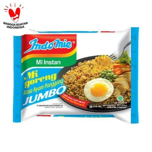 Foto Produk INDOMIE JUMBO MIE GORENG AYAM PANGGANG dari TIPTOP Online Store