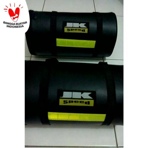 Foto Produk Tabung Jas hujan Motor BESAR JK SPEED dari Kitaro MotorShop