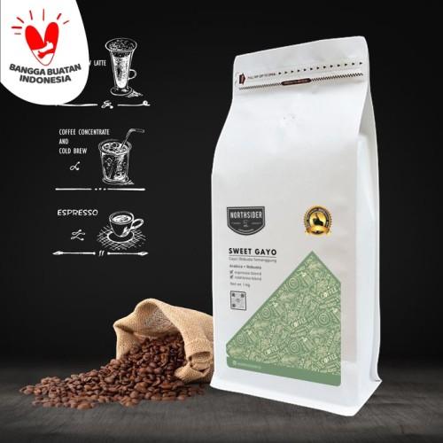 Foto Produk BIJI KOPI ARABIKA SWEET GAYO BLEND - 1KG NORTHSIDER COFFEE BLEND - BIJI KOPI dari Northsider coffee shop