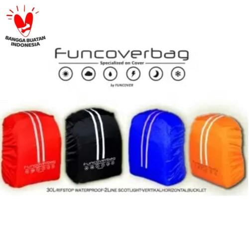 Foto Produk Cover Tas / cover bag Funcover dari Kitaro MotorShop