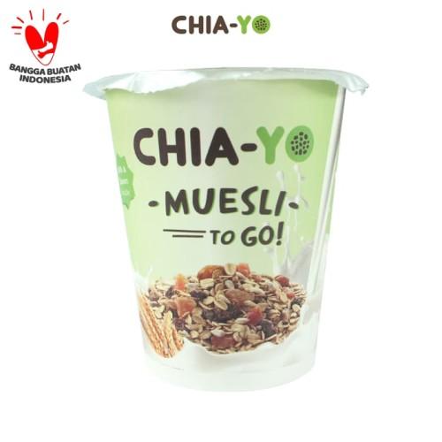 Foto Produk Chiayo Muesli To Go dari Chia-Yo