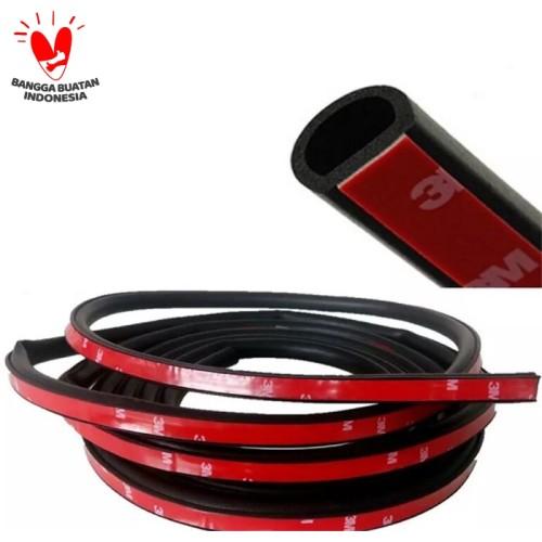 Foto Produk Karet Peredam Pintu Kap Mesin Mobil Model D 3M dari Best Accessories