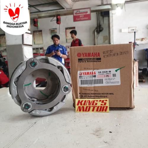 Foto Produk KOPLING,KAMPAS GANDA,OTOMATIS XEON RC, GT125, GT 125 ORI YGP dari King'S Motor