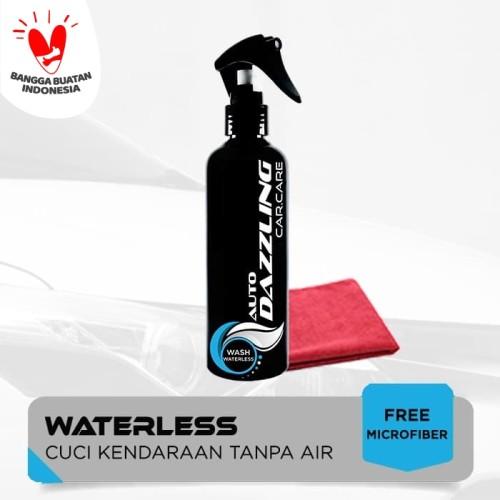 Foto Produk AUTODAZZLING - WASH WATERLESS Wax Shine Clean Plus Protectant. dari autodazzling