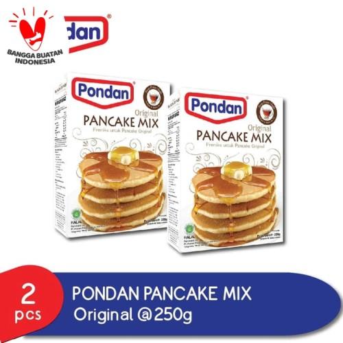 Foto Produk Pondan Pancake Original (2box) dari Pondan Food