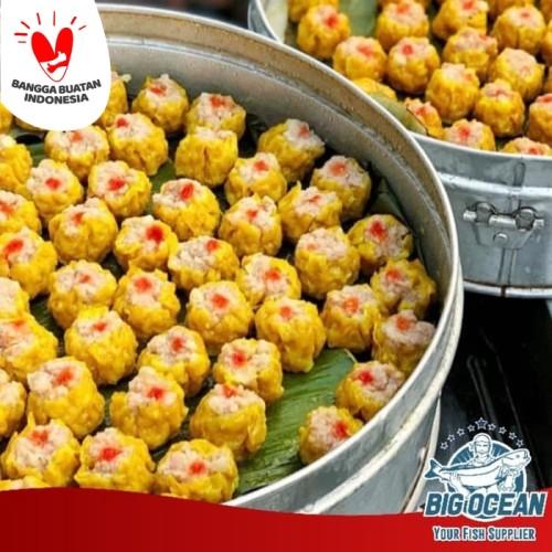 Foto Produk Dimsum Siomay Udang PREMIUM Halal dari Big Ocean