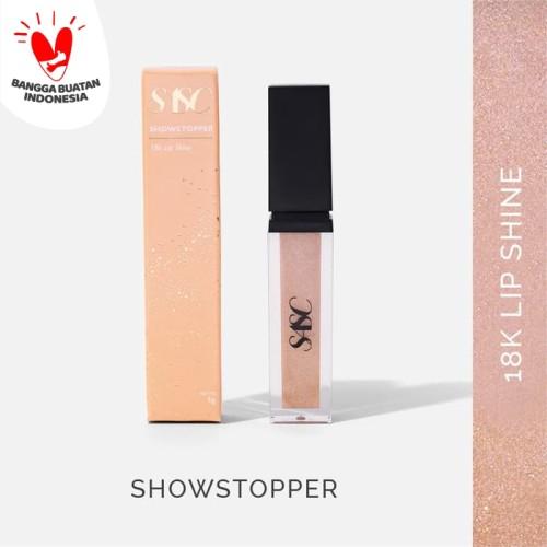Foto Produk SASC 18k Lip Shine - Showstopper dari SASC OFFICIAL