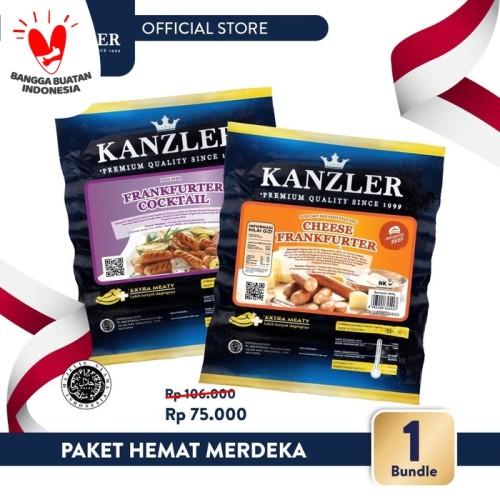 Foto Produk Kanzler Paket Hemat Merdeka dari Kanzler Official Store