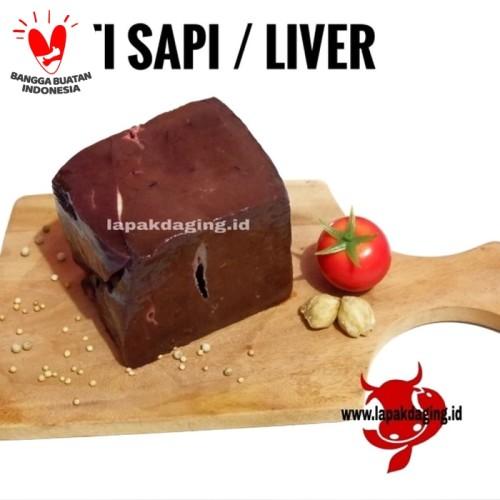 Foto Produk Hati Sapi / Liver dari BERKAH JAYA MEAT