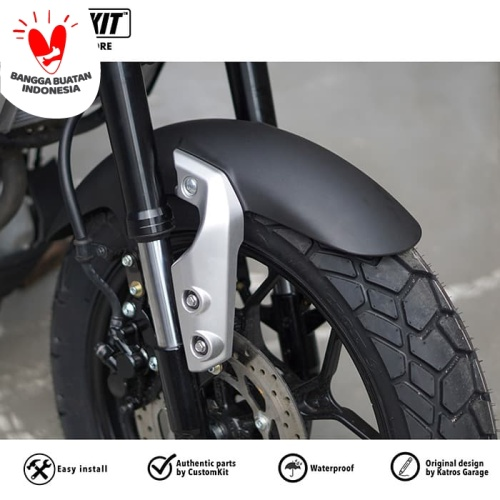 Foto Produk SPAKBOR ADAPTOR XSR 155 dari CustomKit Official