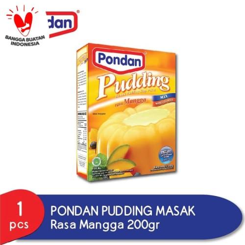 Foto Produk Pondan Pudding masak mangga dari Pondan Food