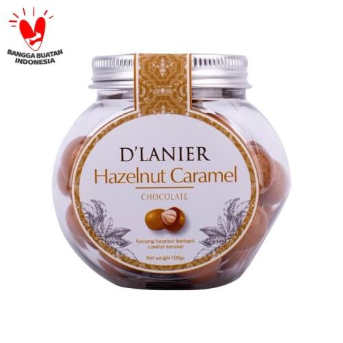 Foto Produk D'Lanier Chocolate Hazelnut Caramel (100gr) dari D'Lanier