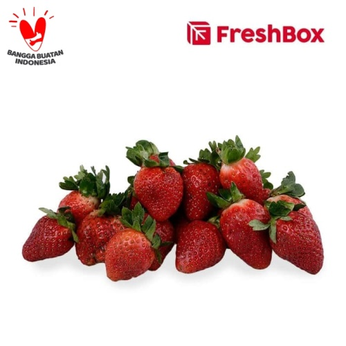 Foto Produk Strawberry 130gr FreshBox dari FreshBox