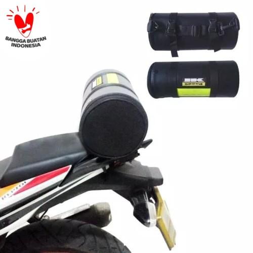 Foto Produk Tabung Jas Hujan Motor - Tas Tempat Raincoat dari TriMedia Shop