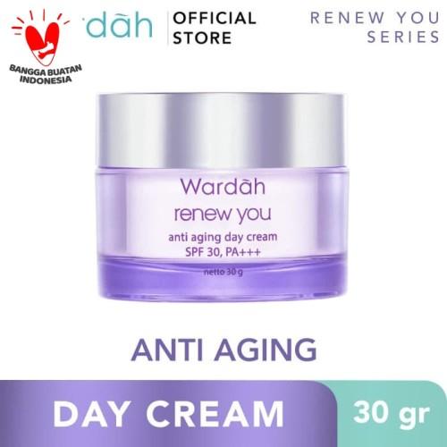 Foto Produk Wardah - Renew You Anti Aging Day Cream 30 g dari Wardah Official