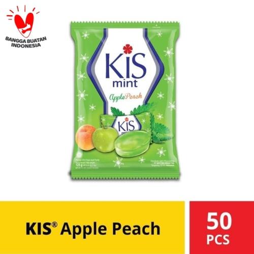 Foto Produk Kis Apple Peach 125 gr dari Mayora Official Store