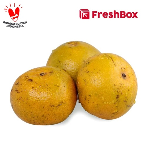Foto Produk Jeruk Medan 1 kg FreshBox dari FreshBox