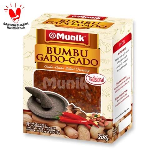 Foto Produk Bumbu Munik Gado - Gado dari Munik Bumbu Official