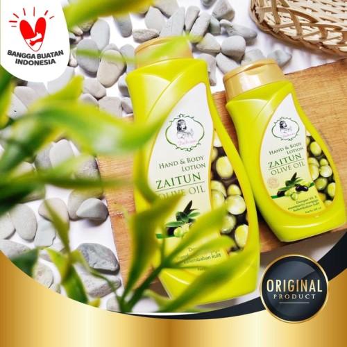 Foto Produk Purbasari hand & body lotion zaitun dari PURBASARI INDONESIA