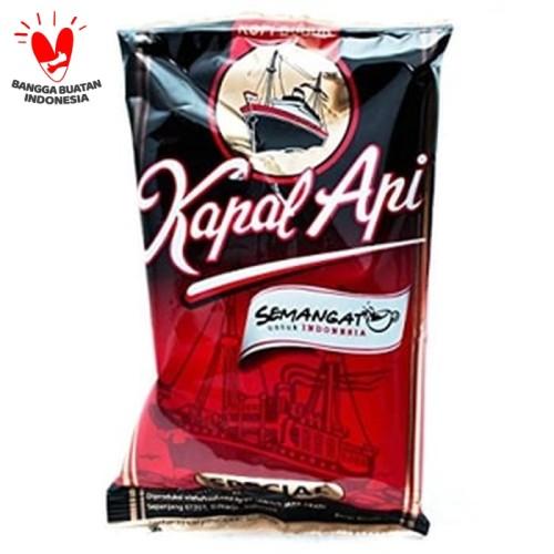 Foto Produk KAPAL API KOPI SPESIAL 65GR dari TIPTOP Online Store