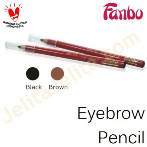 Foto Produk FANBO PENSIL ALIS / EYEBROW FANTASTIC dari Shine Beauty Skin