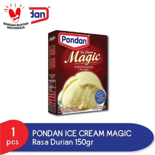 Foto Produk Pondan Ice cream durian dari Pondan Food