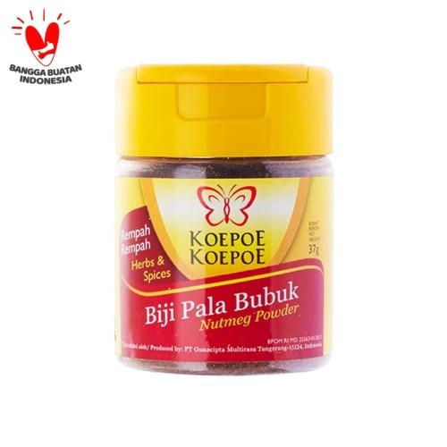 Foto Produk Biji Pala Bubuk 37gr dari Koepoe-Koepoe Store