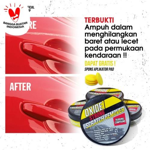 Foto Produk oxide scratch remover/penghilang baret body kendaraan motor dan mobil dari 7 sea's store