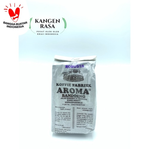 Foto Produk Kopi Aroma Bandung - ROBUSTA dari Kangen Rasa Oleh Oleh