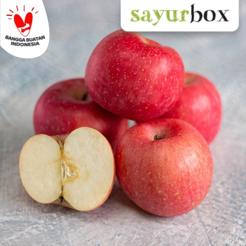 Foto Produk Apel Fuji - 1 kg (Sayurbox) dari Sayurbox
