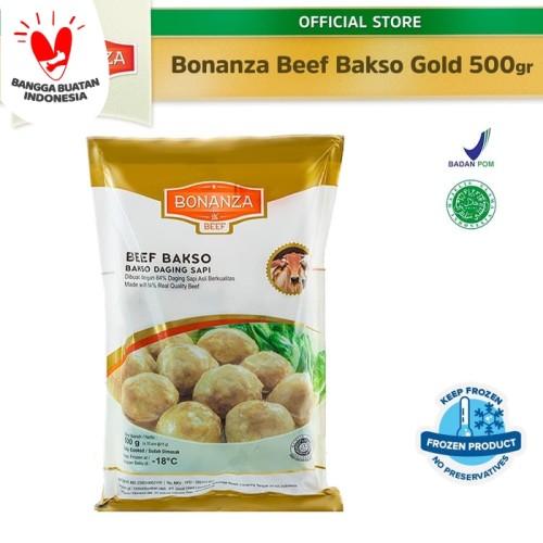 Foto Produk Bonanza Bakso Premium 500gr dari GGF Mart