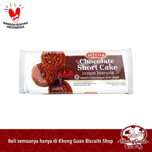 Foto Produk Chocolate Short Cake Cream Biscuits dari Khong Guan Biscuits Shop