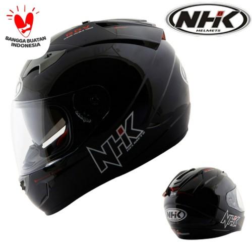 Foto Produk Helm NHK GP1000 2 VISOR SOLID dari Santoso Store